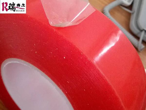 PET紅色雙面膠帶(絕緣材料)