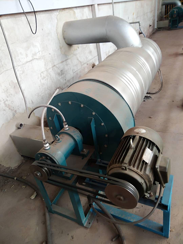 混凝土構架加溫養護設備