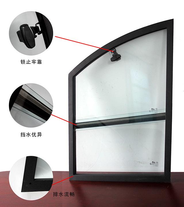 特种车窗-铝合金新能源车窗