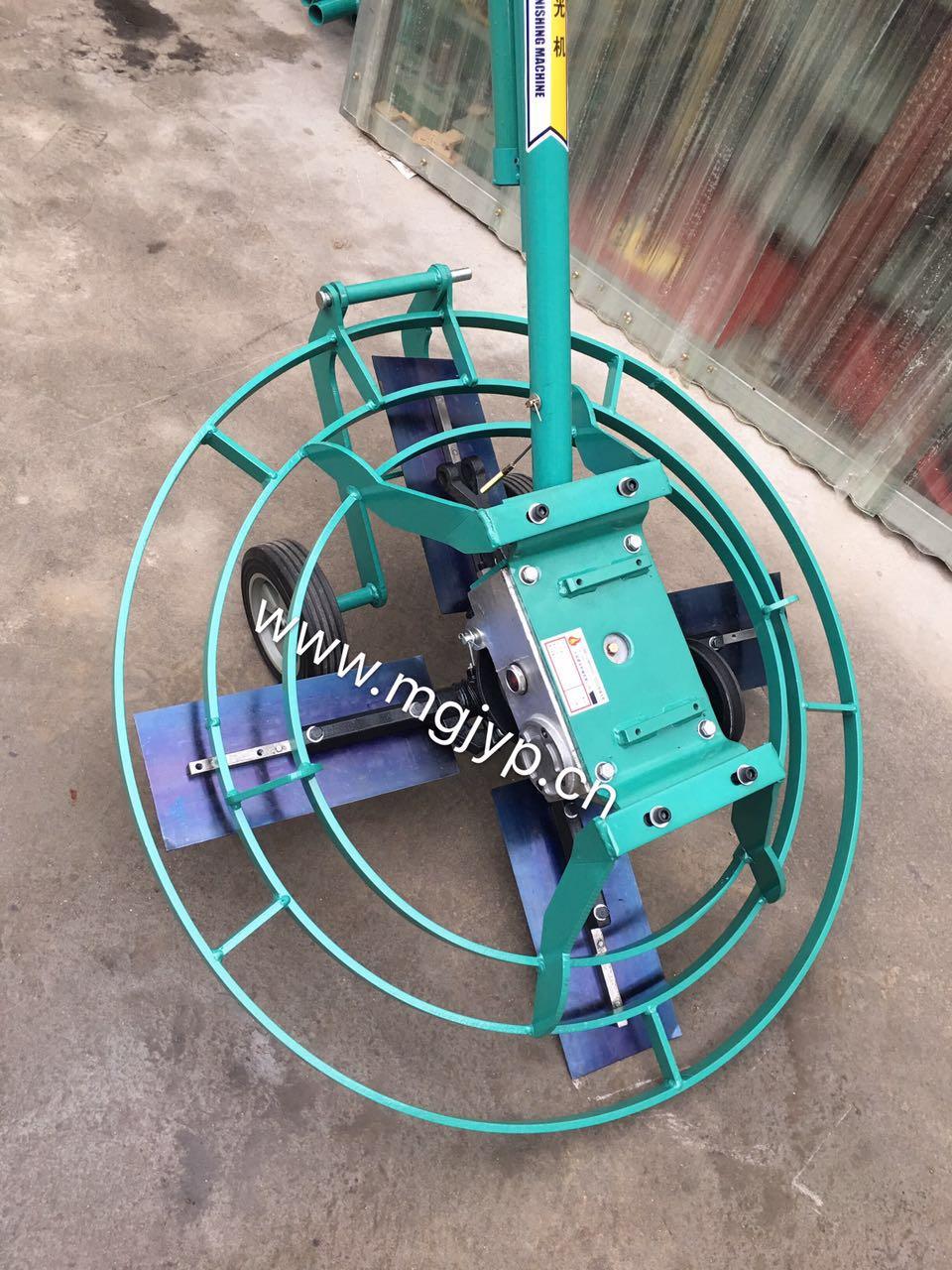 100加重带轮子抹光机