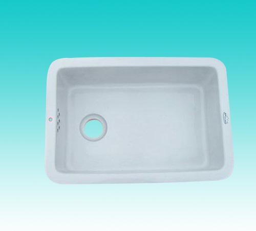 华夏卫陶—洗涤槽 1号 615x460x180(mm)