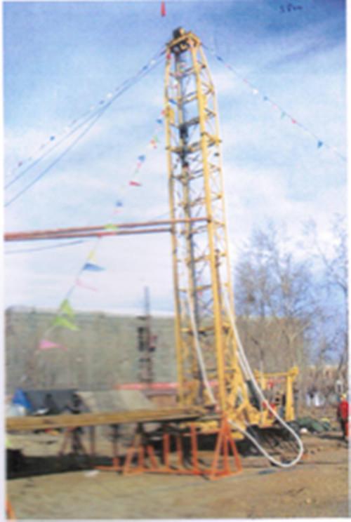 s-1000型水文水井钻机