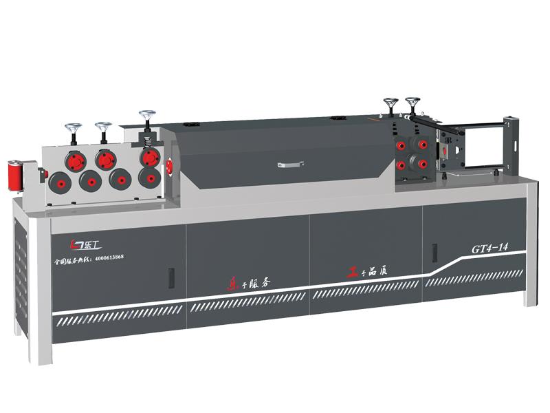 GT4-14型數控液壓鋼筋調直切斷機