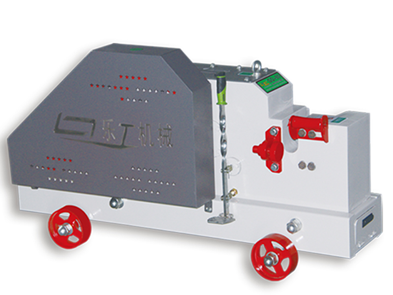 GQ50型直螺紋鋼筋切斷機
