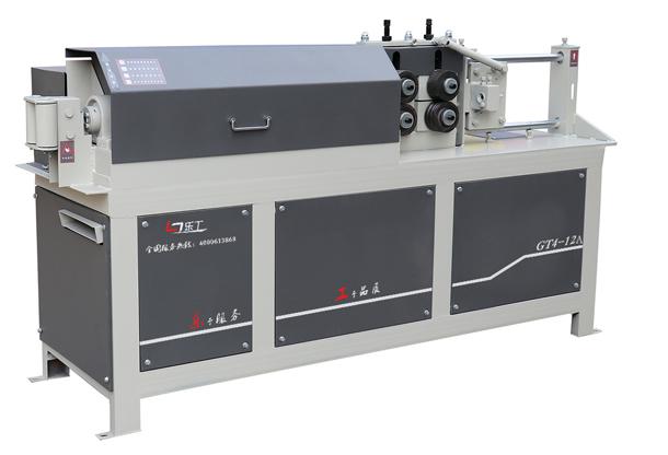 GT4-12A型数控液压调直切断机