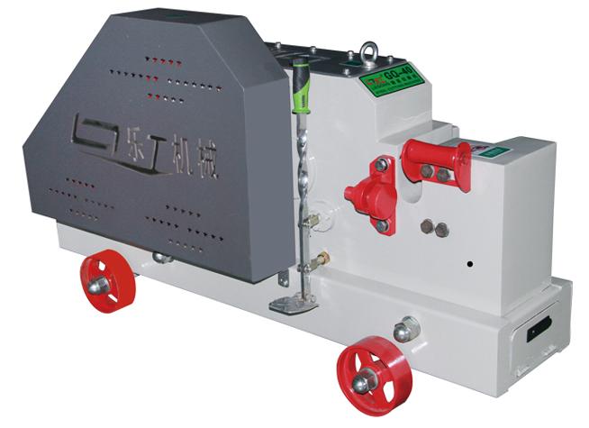 GQ40型钢筋切断机