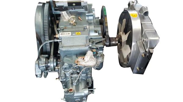 根據市場需求本公司推出機械水循環車型