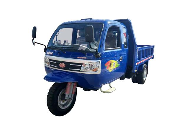 軸傳動三輪車