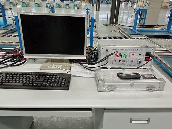 TGK-IV高壓開關機械特性測試儀