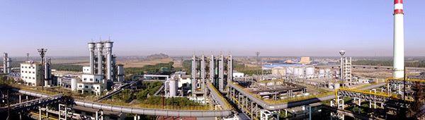 山西安泰集團水泥廠生產線項目