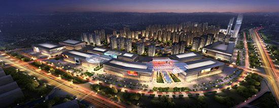 鄭州百榮世貿商城項目