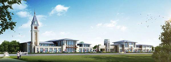 建業海馬公館地產項目