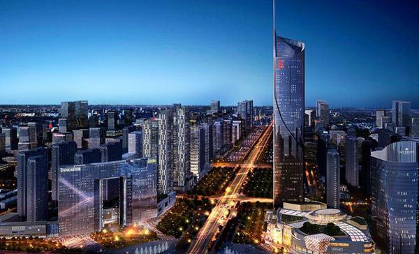 鄭州高新碼港三期項目
