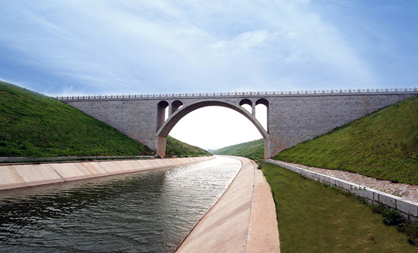 南水北調山東段工程項目