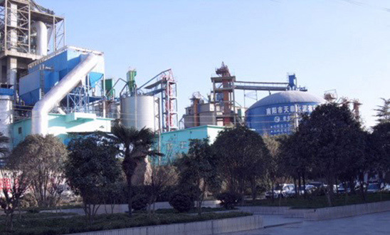南陽市天泰水泥有限公司水泥廠余熱發電項目