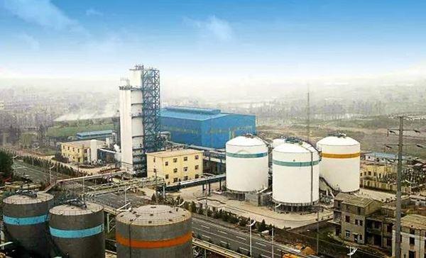 南陽漢冶特鋼制氧工程
