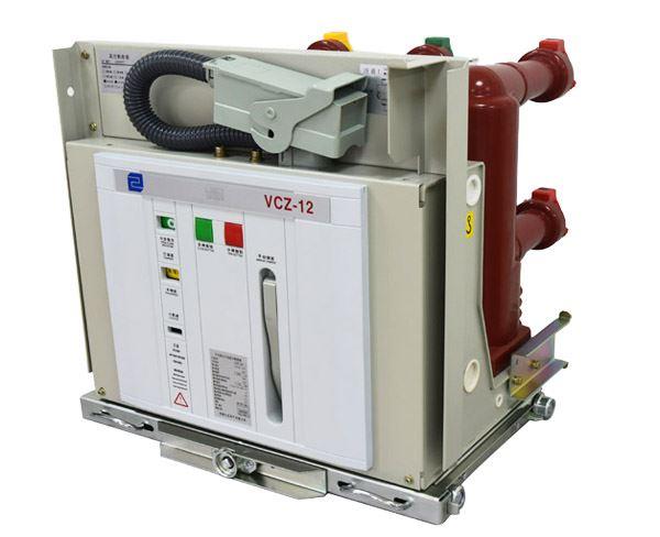 VCZ-12P帶測溫裝置系列戶內高壓真空斷路器