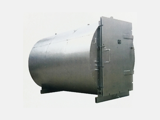 ZWH型中頻加熱真空罐