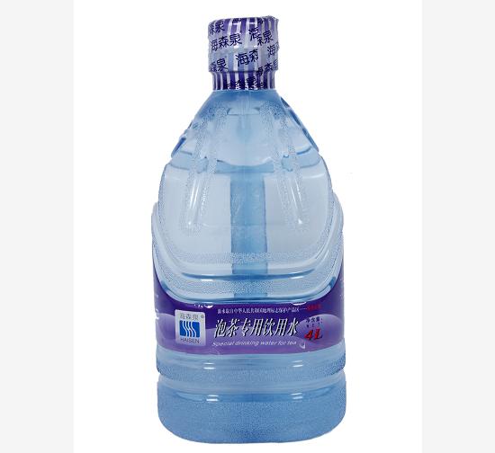 海森泉泡茶專用飲用水4L