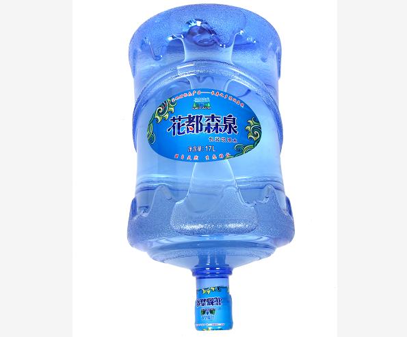 花都森泉桶裝水17L