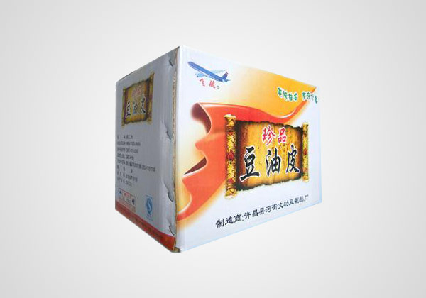 Soybean oil skin