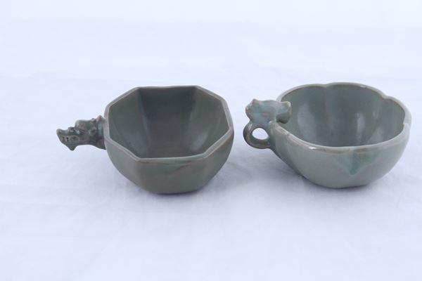 当阳峪窑绞胎盏(宋代公元960年-公元1279年)