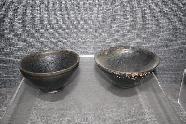 建窑盏宋代(公元960-1279年)