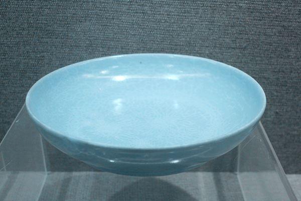 钧瓷洗(宋代公元960年~公元1279年)