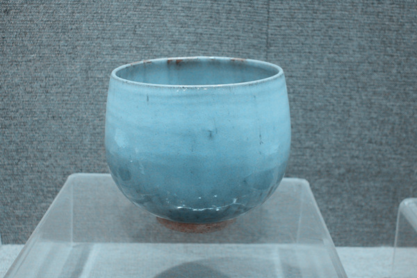 钧瓷钵(宋代公元960~1279年)