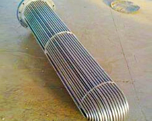 U型管式換熱器