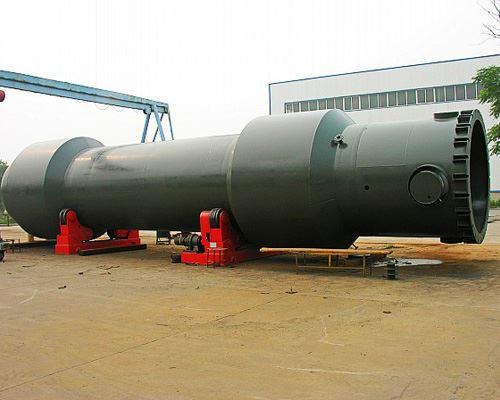 120噸折流桿式換熱器