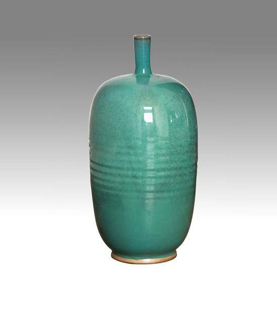 钧瓷之橄榄瓶系列