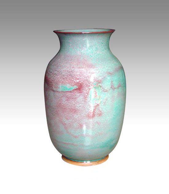 钧瓷之观音瓶系列