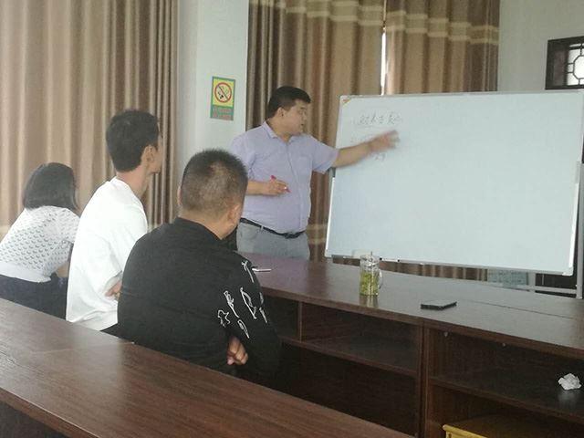 2017年9月禹州金科再生资源项目服务