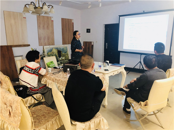 2018年5月尚佰木业项目服务