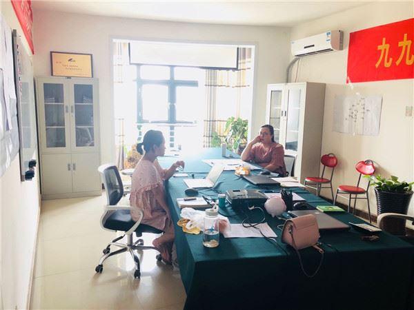 2018年5月河南小天才项目服务