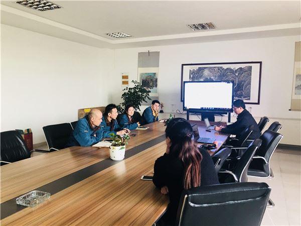 2018年11月,河南万顺项目服务