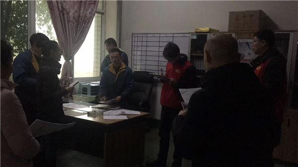 2019年1月,河南万顺项目服务