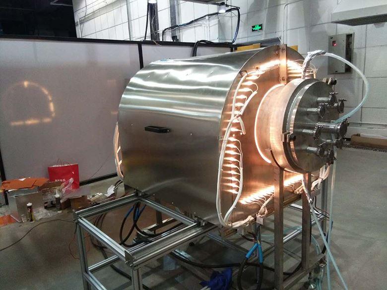 HWMK-128kW 紅外輻射加熱器