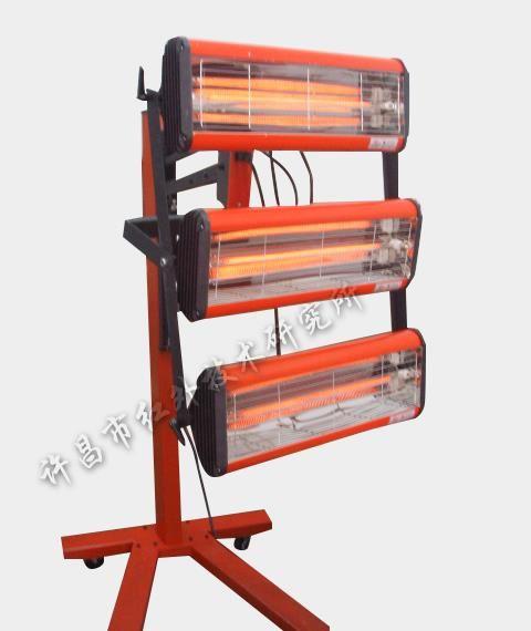 單/多模塊紅外移動式烤漆機