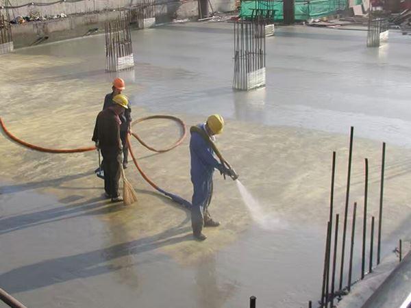 聚脲-地下建筑防水