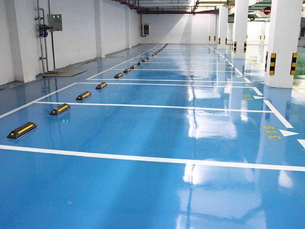 水性環氧自流平型地坪