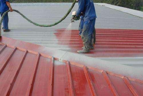 聚脲屋頂防水