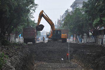 市政道路給排水工程