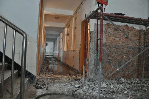 房屋加固施工