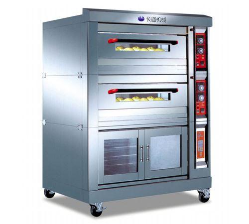 河南發酵箱(上烤下醒)烤箱