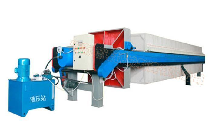 1500型自动拉板压滤机