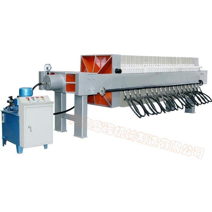 盛诺机械板框压滤机