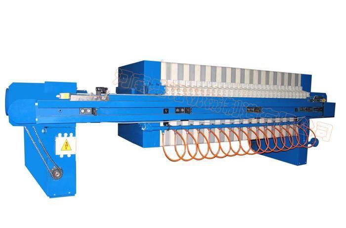 630型隔膜压滤机