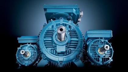 节能电动机常见机械故障检修